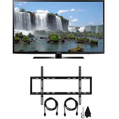 $679.99 Samsung UN55J6200 - 55-Inch Full HD 1080p 120hz Smart LED + Wall Mount Bundle