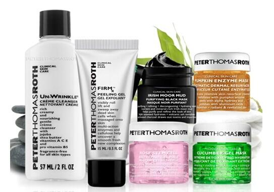 NEW ULTIMATE SPA PARTY KIT @ Peter Thomas Roth