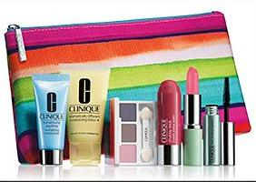 FREE 7Pc Gift with Any Clinique Purchase of $27+ at Belk