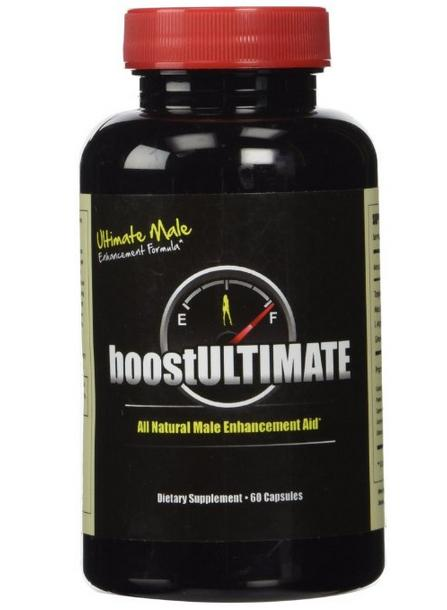 Best seller! boostULTIMATE - #1 Rated Testosterone Booster - 60 Capsules