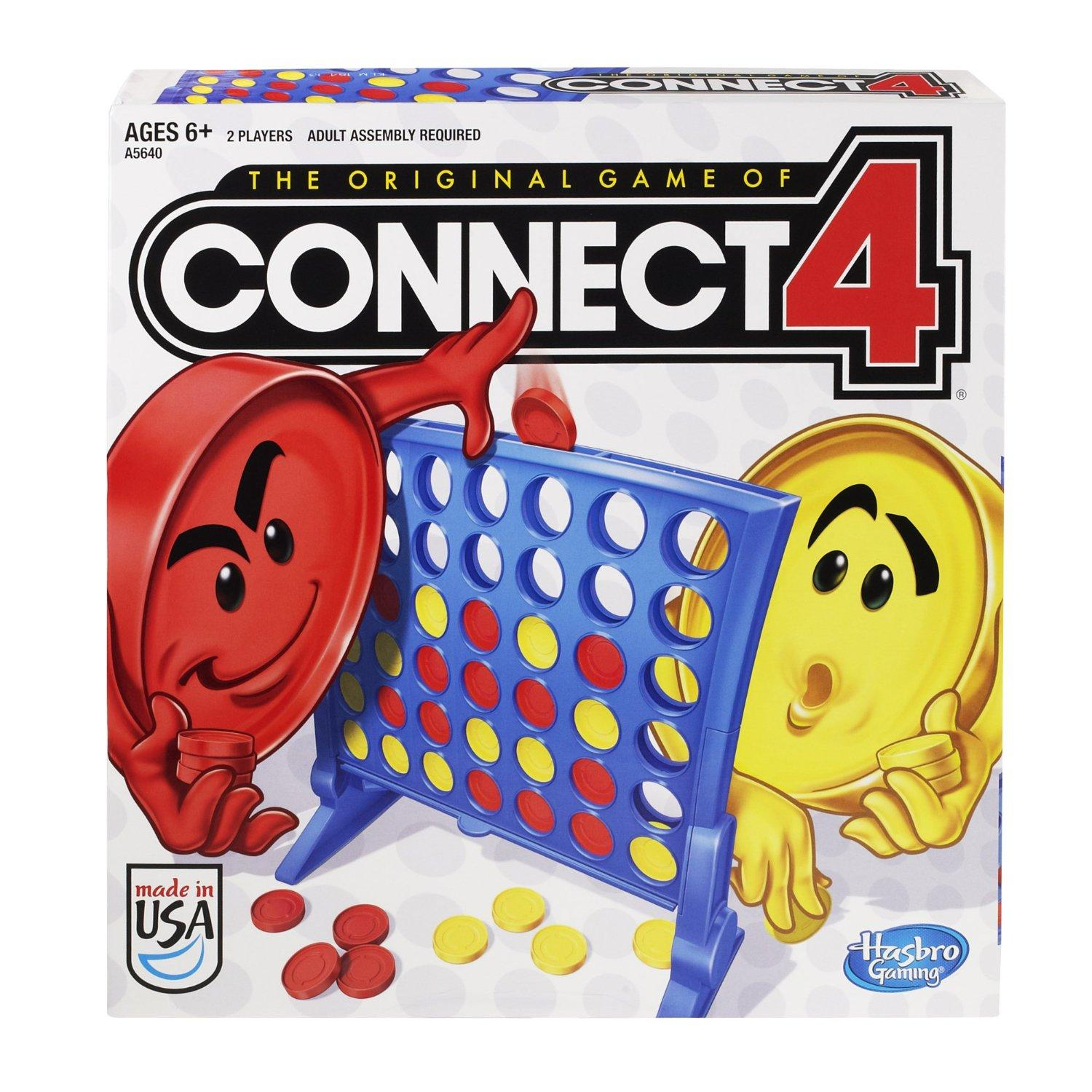 $7.88 Connect 4 Game