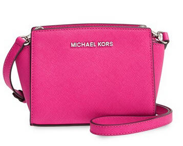 MICHAEL Michael Kors 'Mini Selma' Messenger Bag