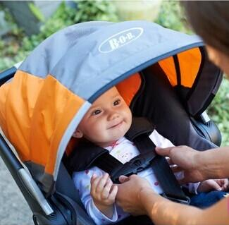Free BOB B-Safe Infant Car Seat ($160 Value) with Purchase of a Select BOB Stroller @ Target.com