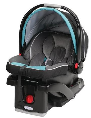 Graco SnugRide 35 Click Connect Infant Car Seat, Tidal Wave @ Walmart.com