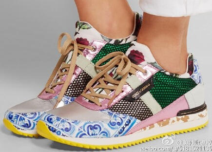 From $695 + Free Shipping Dolce & Gabbana Sneaker @ Mytheresa