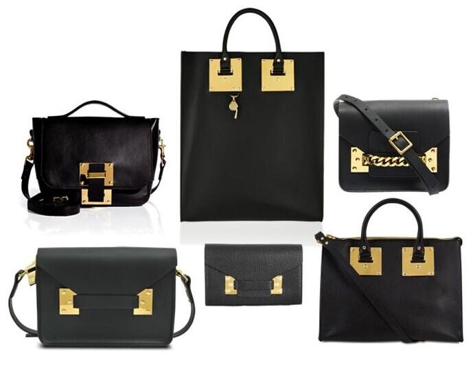 $75 Off $350 Sophie Hulme Handbags Purchase @ Saks Fifth Avenue