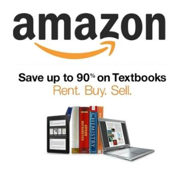 Save Up to 90% Off on Textbooks at Amazon.com