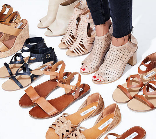 Up to 50% Off + Up to Extra 20% Off Sale Items @ Steve Madden