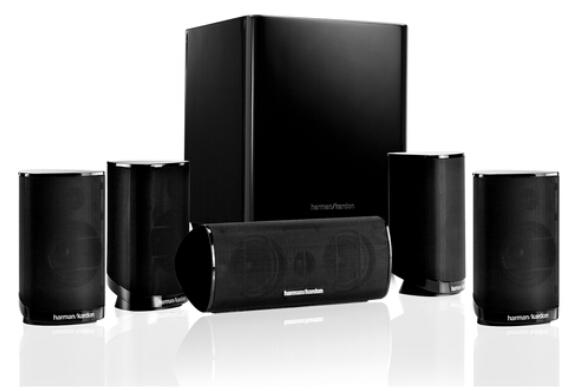 Harman Kardon HKTS 9 5.1-Channel Home Theater Speaker System