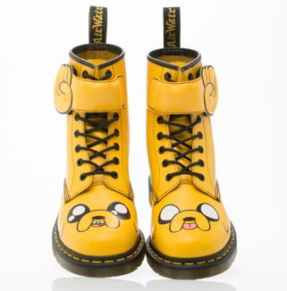 From $99.95 Dr. Martens X Adventure Time @ SOLESTRUCK