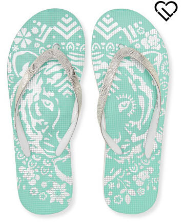 Up to 75% Off + Extra 30% Off Flip-Flop @ AERO