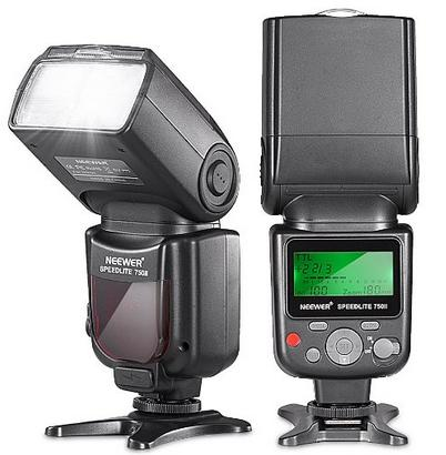 Neewer VK750 II i-TTL Speedlite Flash