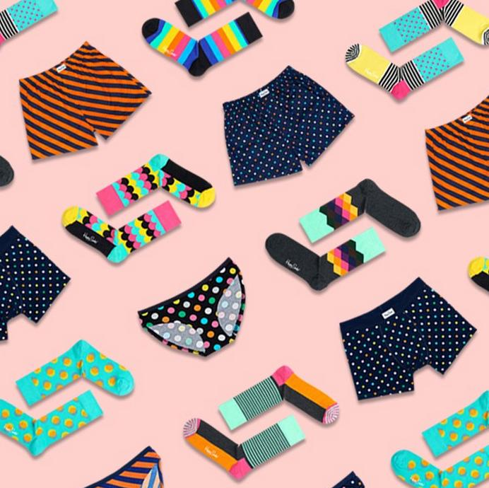 20% Off Sitewide @ Happy Socks
