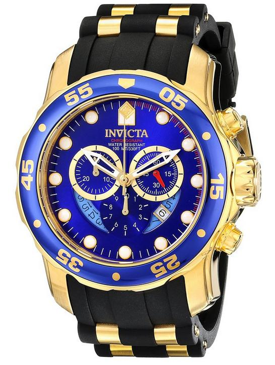 From $59.99 Select Invicta Men's Watches @ Amazon.com