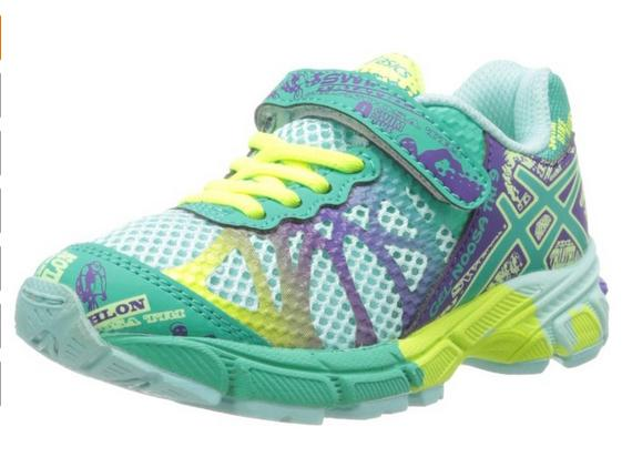 Asics Gel-Noosa Tri 9 PS Running Shoe (Infant/Toddler/Little Kid/Big Kid)