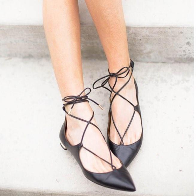 From $45 Lace Up Shoes @ TopShop