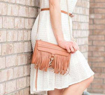 Rebecca Minkoff 'Fringe Mini MAC' Convertible Crossbody Bag @ Nordstrom.com