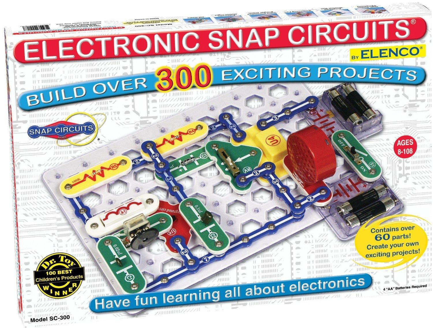 Snap Circuits Jr. SC-300 Kit