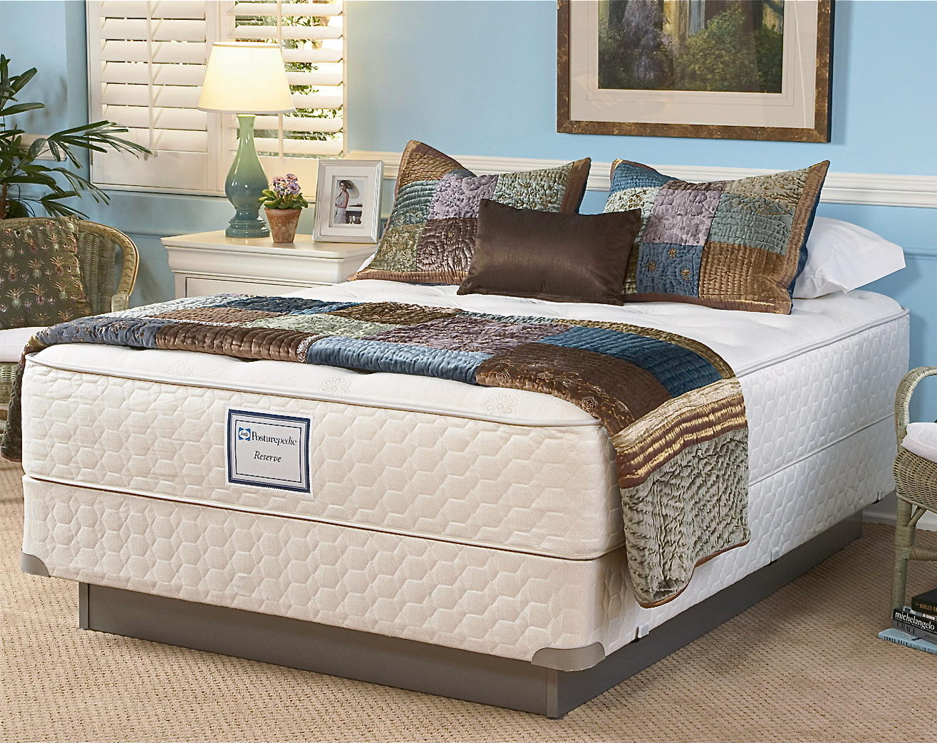 $75 Off Serta Perfect Sleeper Hotel Regal Suite Mattresses @ US-Mattress.com