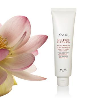 Free Deluxe Soy Face Cleanser with Any Fresh Purchase @ Neiman Marcus
