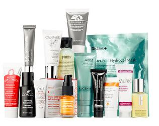 $25 Sephora Favorites Customized Skincare Favorites Bag @ Sephora.com