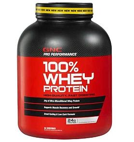 Buy 1, get 2nd 50% off select protein powder @ GNC