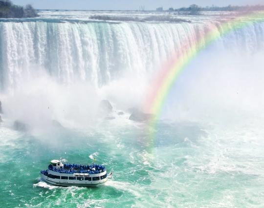 Niagara Falls Summer Deals! From $60 25% off, Stay Niagara Falls Hotel to See Day and Night View @ TakeTours.cn