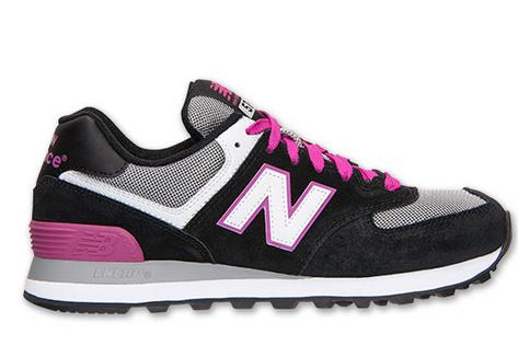 Women's New Balance 574 Casual Shoes(Size 8)