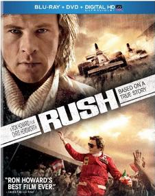 $4.99 Rush (Blu-ray + DVD + Digital HD UltraViolet)