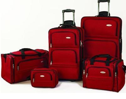 Samsonite 4 Piece Lightweight Spinners Set