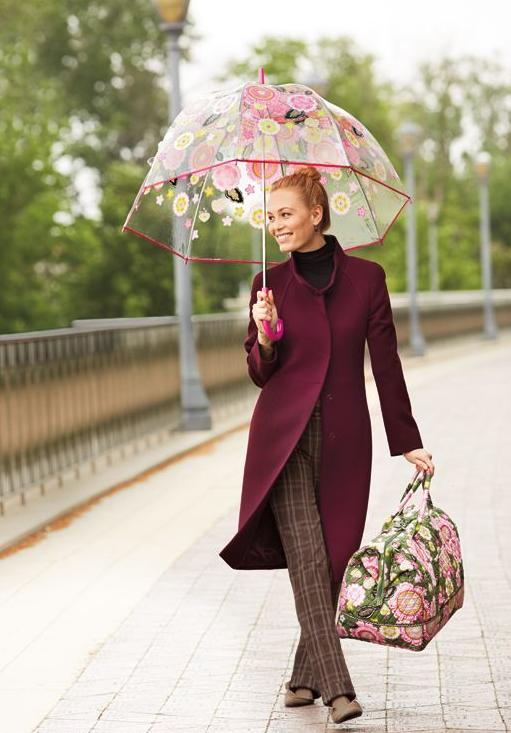 Extra 25% OffSelect Umbrellas @ Vera Bradley