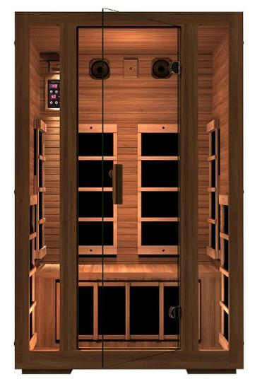 $1574.34 JNH Lifestyles Freedom 2 Person Far Infrared Sauna