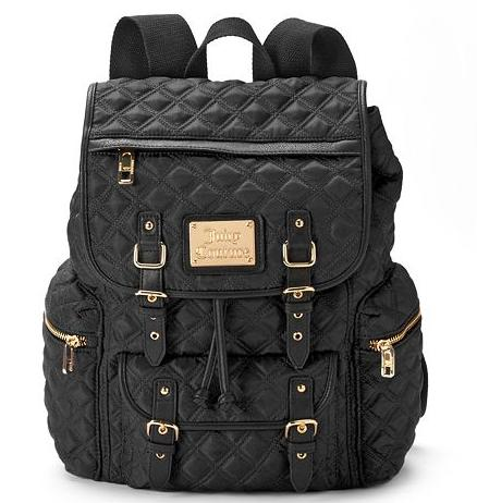 Juicy Couture Lacey Quilted Backpack @ Kohl's