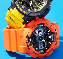 Up to 30% Off G-Shock Watches @ Gilt