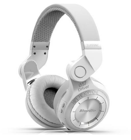 Lightning deal-Bluedio T2 Bluetooth Wireless Stereo Headphones