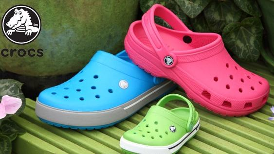 Up to $20 Off Items @ Crocs