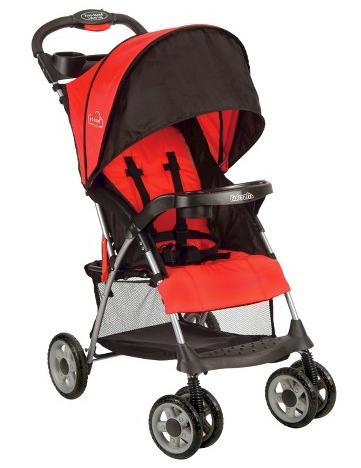 Kolcraft Cloud Plus Lightweight Stroller - Red @ Target.com