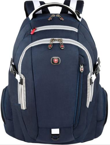 Swiss Army Commute Deluxe Laptop Backpack