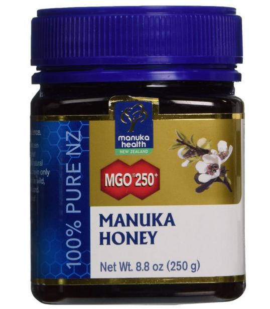 Manuka Health MGO 250 Plus Honey, 8.75 Ounce