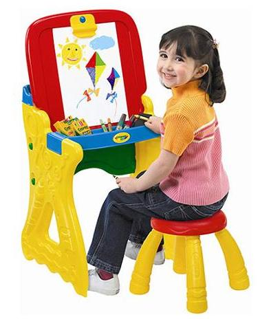 Crayola Play 'N Fold 2-in-1 Art Studio @ Walmart.com