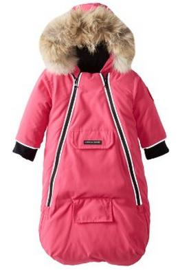 From $243.72 Canada Goose Baby Bunny Bunting