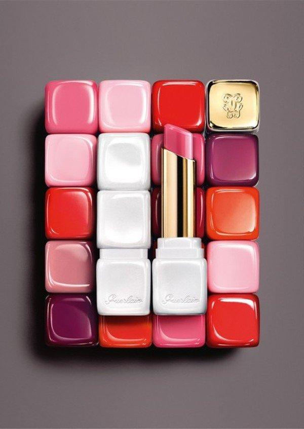 New Release Guerlain launched New KissKiss Roselip Tinted Lip Balm