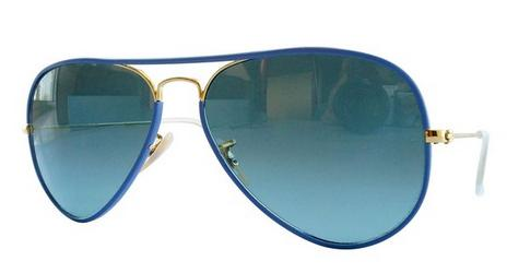 Ray-Ban Men's 0RB3025JM Iridium Aviator Sunglasses