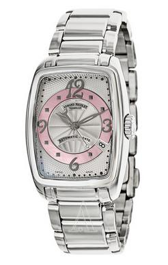 $729 Each + Free Shipping Armand Nicolet Women's TL7 Watch 9631A-AK-M9631 or 9631A-AS-M9631 (Dealmoon Exclusive)