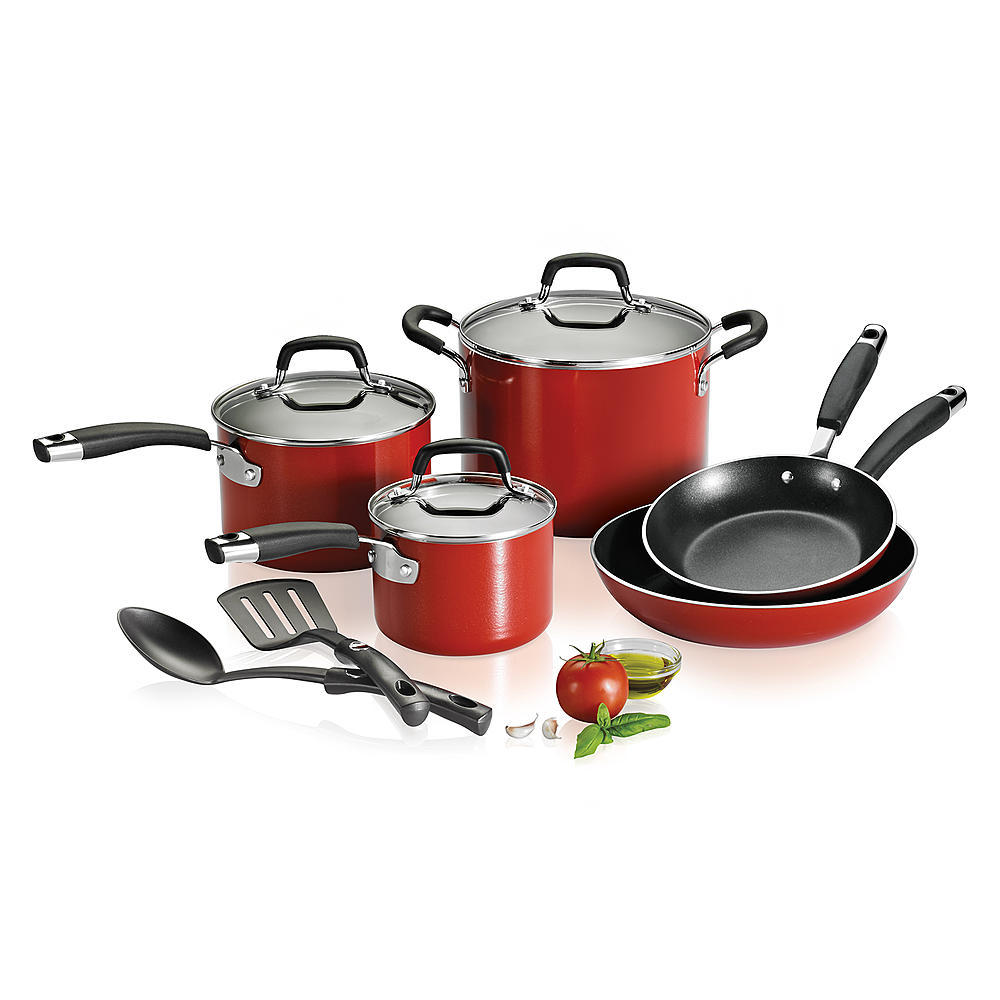 Kenmore 10-Piece Aluminum Cookware Set