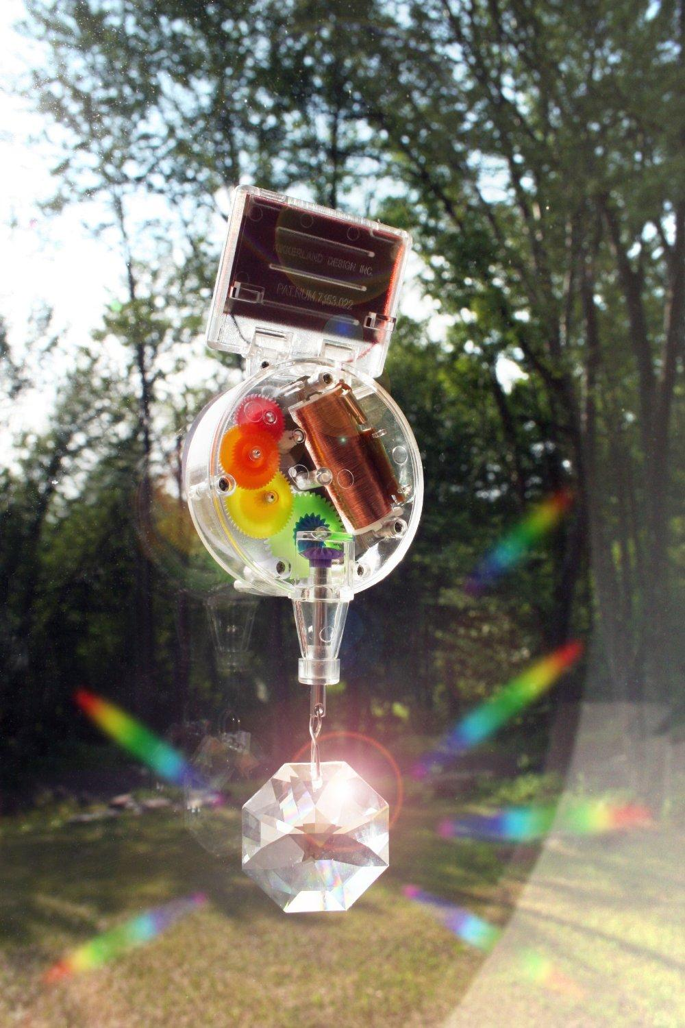 Kikkerland Solar-Powered Rainbow Maker