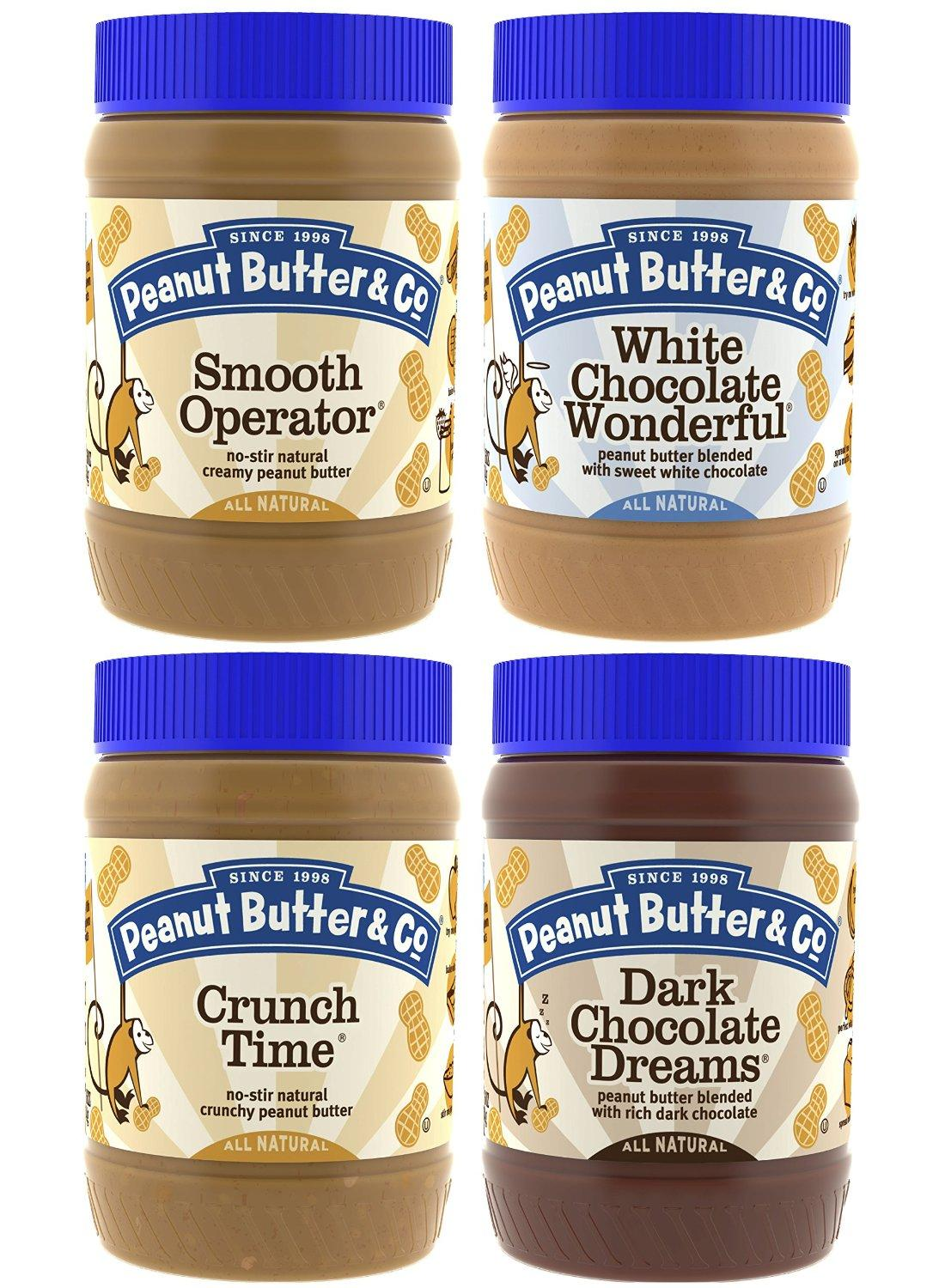 Extra 20% Off Select I Love Peanut Butter @ Amazon