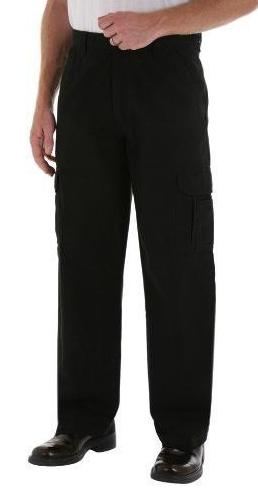 $5.98 Wrangler® Men's Loose Fit Twill Cargo Pants