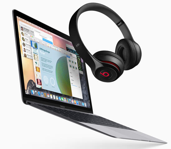 Beats Solo2 On-Ear Headphones with Mac Purchase @ Apple Store