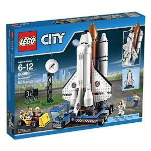 LEGO City Space Port 60080 Spaceport Building Kit @ Amazon